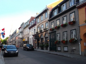 A beautiful street scene - don't you agree?