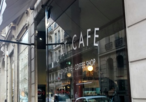 The Cat Cafe is a cool place to catch a cuppa. It's located in the shopping district, near Trinity Square.