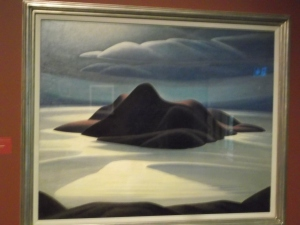 I think this is A.J. Casson of the Group of Seven . Please let me know if I am wrong!