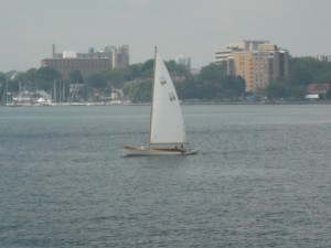 Kingston is renowned for its excellent sailing conditions. It hosted the sailing competitions during the Montreal Olympics in 1976.