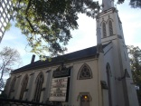 Historic St. Matthew's United Church in downtown Halifax